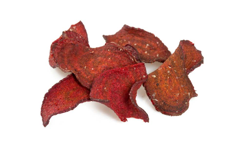 Red beetroot, flakes