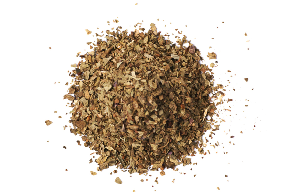 Caraway, rubbed