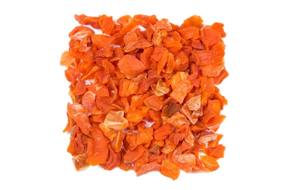 Carrot, flakes