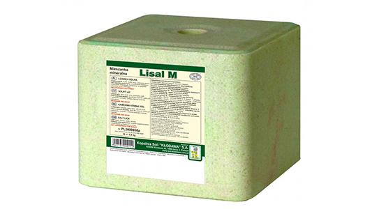 Lick salt LISAL M